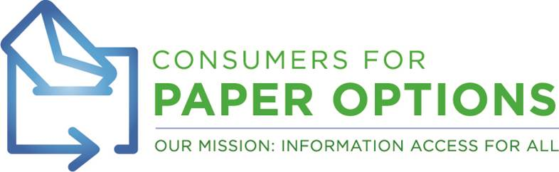 Consumer for Paper Options